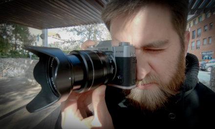 Fujifilm X-T20, buscando una nueva cámara