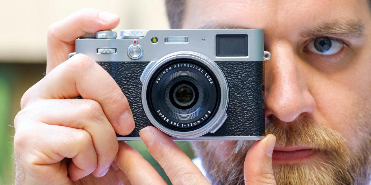 Fujifilm X100V, la quinta generación de la serie X100 llega con importantes cambios