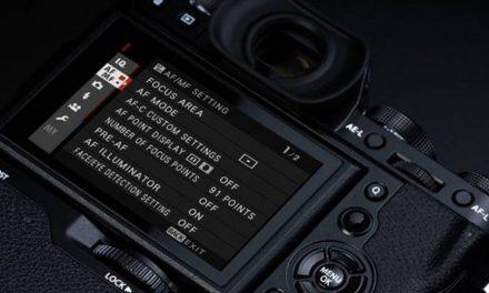Nuevas actualizaciones de firmware para las Fujifilm X-T2 y X-Pro2