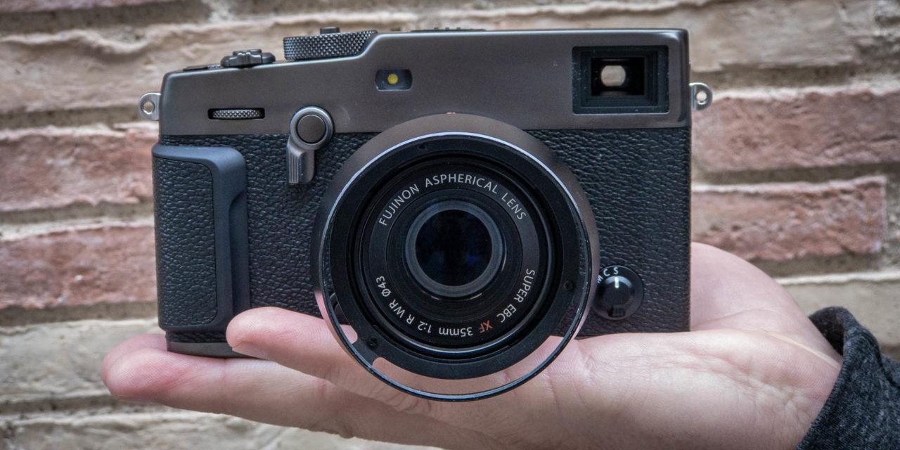 Fujifilm X-Pro3, una cámara para centrarse en fotografiar