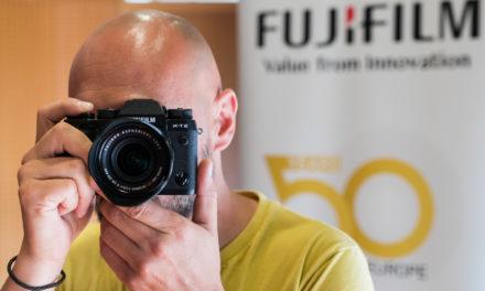 Fujifilm X-T2, la nueva sin espejo con AF mejorado y vídeo 4K