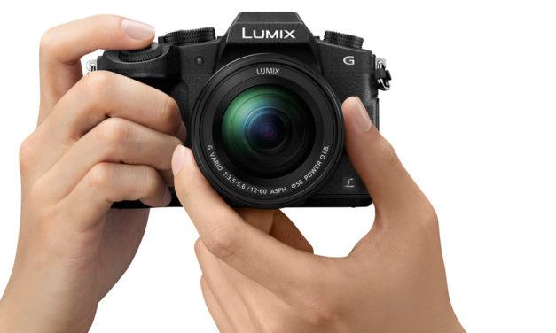 Nueva Panasonic Lumix DMC-G80