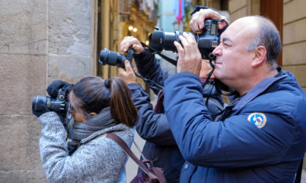 Así fue el Curso de Fotografía Fotowalk Barcelona 1 del 16 de diciembre de 2017