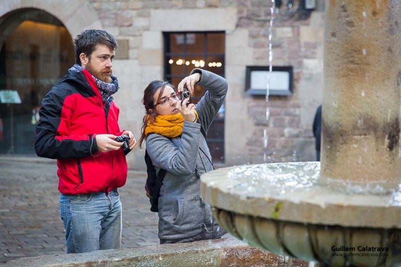 Así fue el Curso de Fotografía Fotowalk Barcelona 1 del 10 de enero de 2015