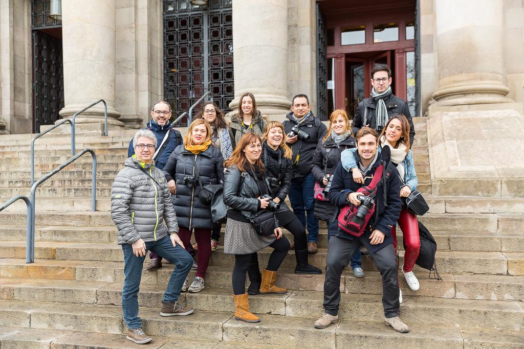 """Así fue el Curso de Fotografía """"Fotowalk Barcelona 1"""" del 19 de marzo de 2016"""