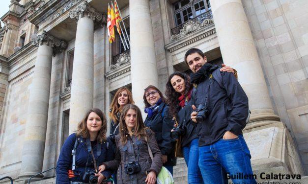 """Así fue el Curso de Fotografía """"Fotowalk Barcelona 1"""" del 14 de marzo de 2015"""