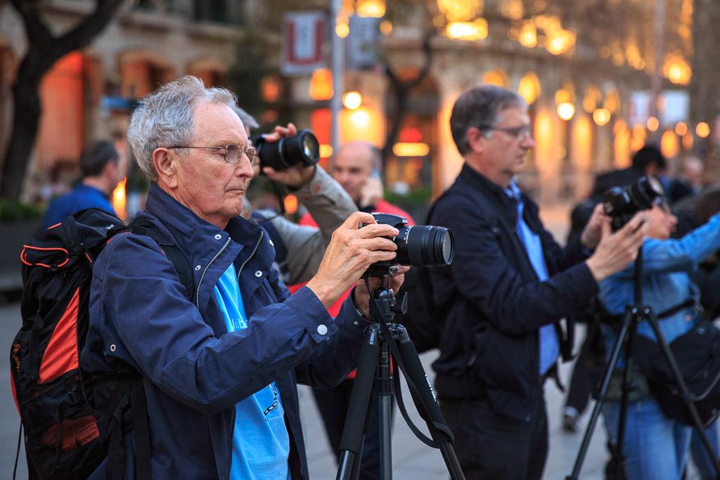 Así fue el Curso de Fotografía Nocturna, 17 de abril de 2015