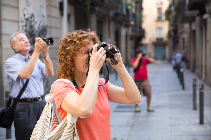Curso de Fotografía Fotowalk Barcelona 1, 21 de septiembre de 2013
