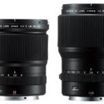 Los objetivos GF 23mm y GF 110mm para la Fujifilm GFX llegarán en junio