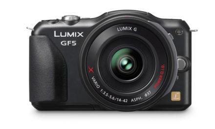 Nueva Panasonic Lumix DMC-GF5