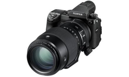 Nuevo objetivo Fujifilm 250mm ƒ/4, teleconvertidor x1,4 y tubo de extensión Macro para el sistema GFX