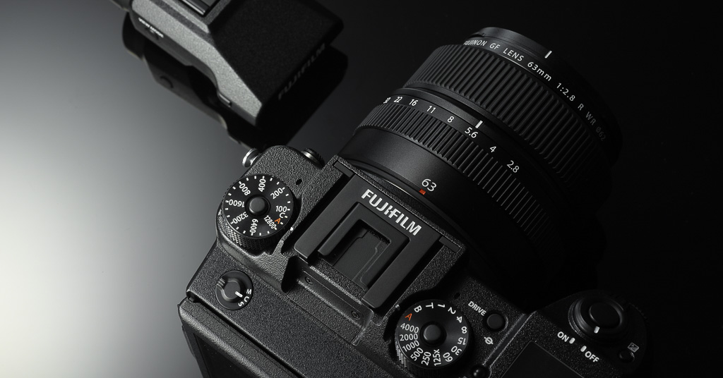 Fujifilm GFX, el nuevo sistema en desarrollo de cámara de formato medio sin espejo