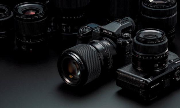 Fujifilm GFX 50R y GFX de 100 Megapíxeles (en desarrollo), las novedades que presenta Fujifilm en la Photokina 2018