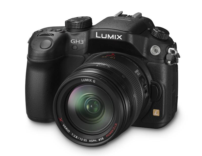 Panasonic Lumix GH3, ya oficial, incorpora Wi-Fi