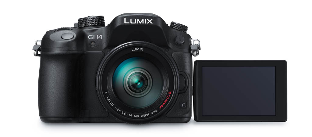 Panasonic Lumix DMC-GH4R, con 4K ilimitado y V-Log L