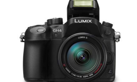 Toma de contacto con la Panasonic Lumix GH4