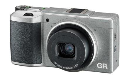 Nueva Ricoh GR II Silver Edition, con unidades limitadas