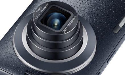 Nuevo Samsung Galaxy K Zoom, el smartphone con zoom óptico de 10x