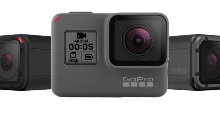 GoPro Hero5 y GoPro Karma, una combinación perfecta
