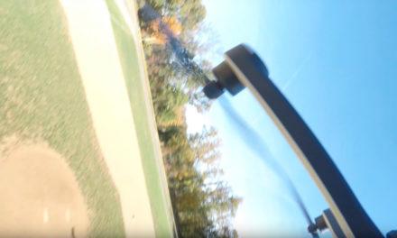 Así se queda sin batería en pleno vuelo el drone GoPro Karma