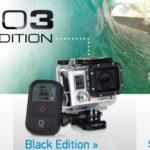 Presentan la nueva GoPro: GoPro Hero3