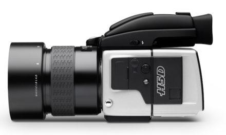 Hasselblad H5D, la nueva serie de formato medio