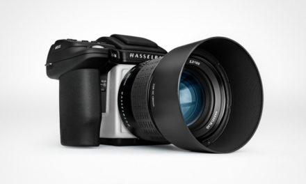 Nueva cámara de formato medio Hasselblad H5X