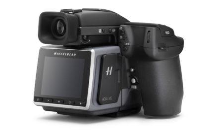 Hasselblad H6D-400c MS, nueva cámara Multi Shot de 400 megapíxeles