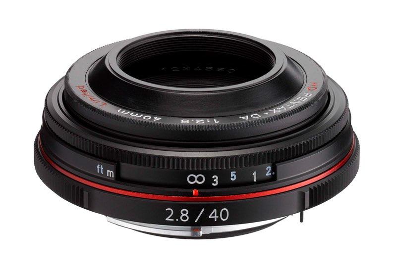 Nuevos objetivos HD Pentax DA Limited y nuevos flashes