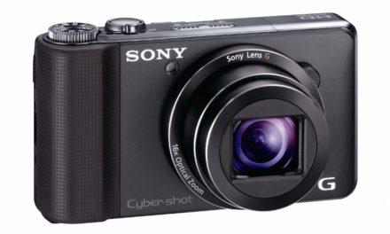 Sony lanza nuevas Cyber-shot Serie HX con vídeo Full HD y 3D