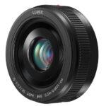 Nuevo objetivo Panasonic Lumix G 20mm para Micro 4/3
