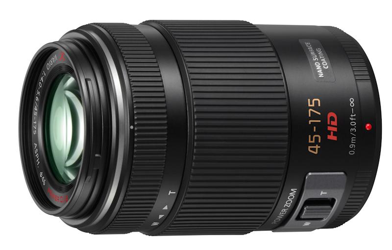 Nuevos objetivos de Panasonic. LUMIX G X VARIO PZ 45-175mm f/4.0-5.6  y LUMIX G X VARIO PZ 14-42mm f/3.5-5.6