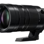 Panasonic presenta su nuevo teleobjetivo de 100-400 mm