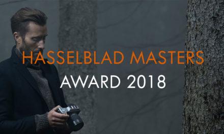 Ganadores de los premios Hasselblad Masters 2018