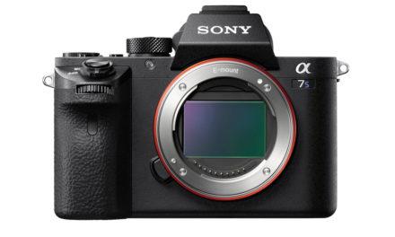 Nueva Sony A7S II, con estabilizador de 5 ejes
