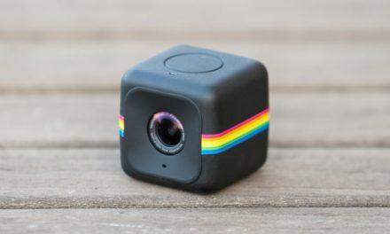 Polaroid Cube, la cámara de acción más pequeña
