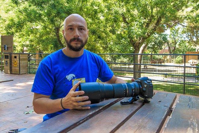Probamos los nuevos objetivos Tamron en el Zoo de Barcelona