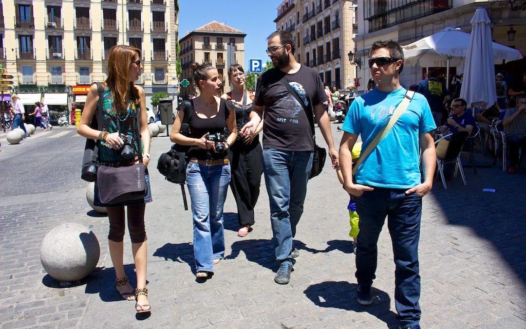 Curso de Fotografía Fotowalk Madrid 1, 22 de junio de 2013