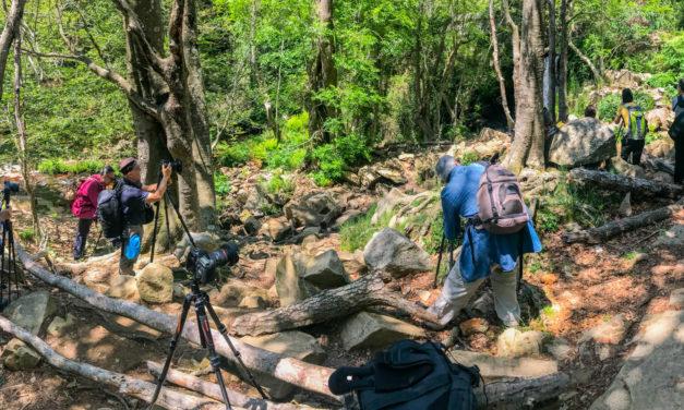 Así fue el Curso de Fotografía en el Montseny del 10 de junio de 2.017