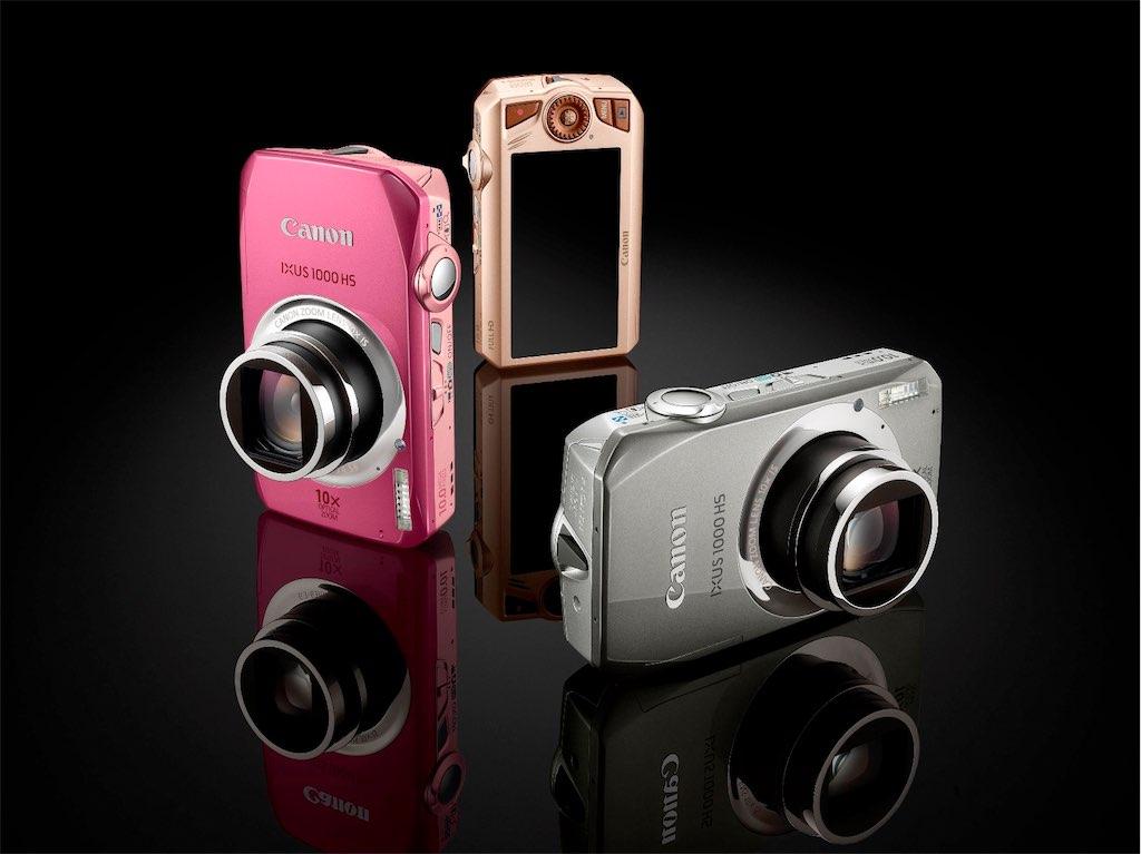 Avalancha de novedades Canon – Nikon