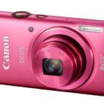 Canon presenta una nueva IXUS 140 y PowerShot A3500 IS, A2600 y A1400
