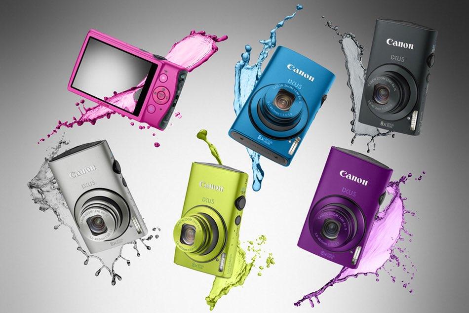 Nuevas cámaras Canon: IXUS 230 HS, IXUS 1100 HS y PowerShot SX150 IS