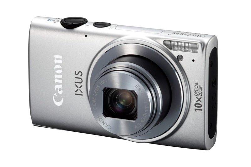Canon ha presentado hoy tres nuevas cámaras IXUS y una nueva cámara ...