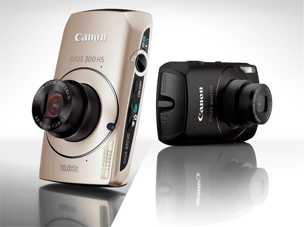Nueva Canon IXUS 300 HS