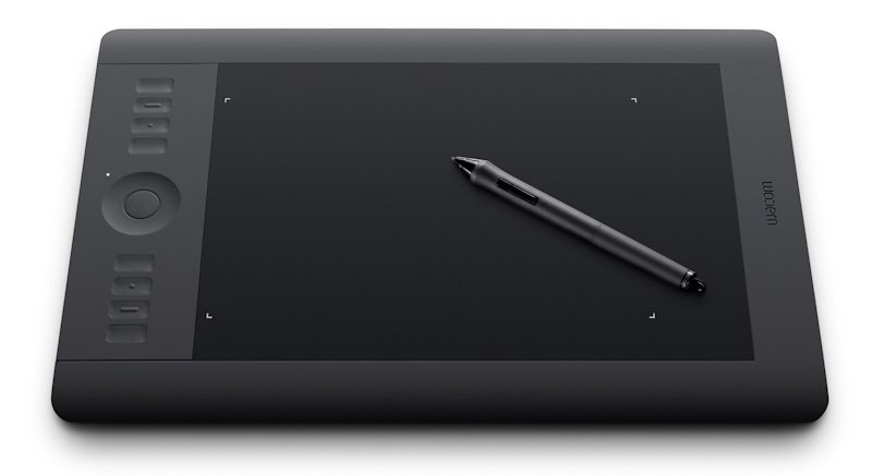 Review de la Wacom Intuos5