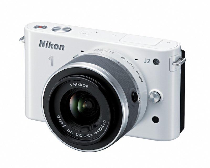 Nikon 1 J2, la nueva sin espejo de Nikon
