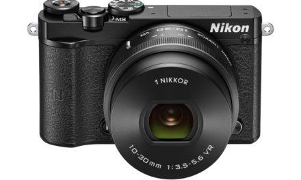Llega la Nikon 1 J5, con nuevo diseño y grabación 4K