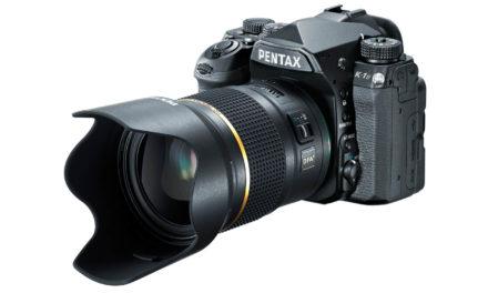 Nuevo objetivo para Pentax Full Frame HD Pentax-D FA ★ 50 mm ƒ/1,4 SDM AW