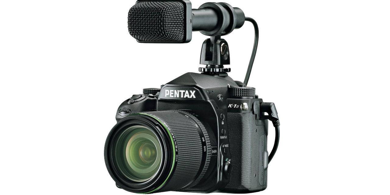 Pentax K-1 Mark II, el buque insignia de la marca se actualiza