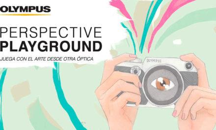 Olympus Perspective Playground llega a Barcelona el mes de marzo